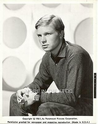 A 32 Year Old German Born Hardy Kruger Orig Paramount Pictures Portrait #1