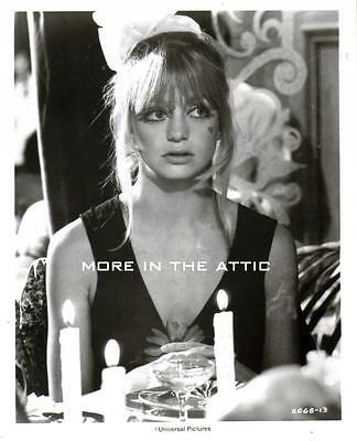 Goldie Hawn Is The Girl From Petrovka Original Universal Pictures Portrait Still