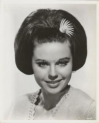 Hollywood Bit Player Stephanie Hill Orig Vintage Columbia Pictures Portrait #1