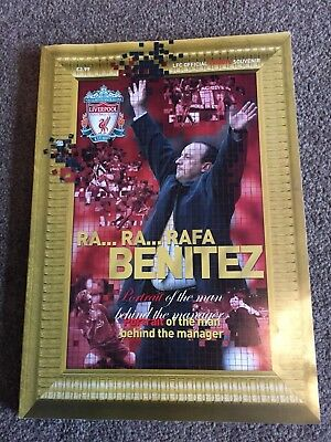 """Ra...Ra...Rafa Benitez"" Liverpool FC Official Tribute Magazine"