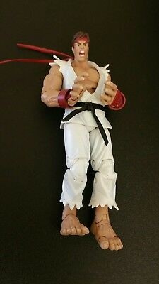 Street Fighter Ryu action figure (Loose)