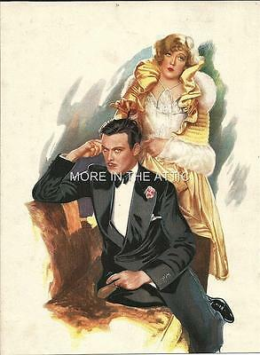 Marion Davies Nils Ather The Cardboard Lover Orig Silent Comedy Uk Premium