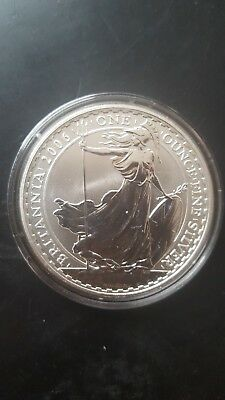 Solid silver proof £2 coin 2006