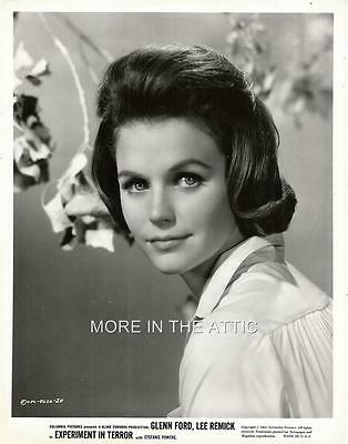 A Young Pretty 27 Year Old Lee Remick Orig Columbia Pictures Portrait #1