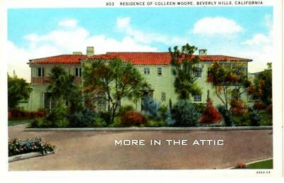 Welcome To The Home Of Movie Starlet Colleen Moore