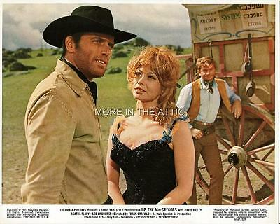DAVID BAILEY UP THE MacGREGORS ORIGINAL VINTAGE SPAGHETTI WESTERN STILL