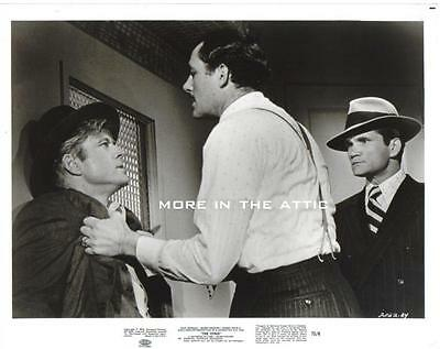 Robert Redford Lines Things Up For The Sting Original Vintage Film Still #2