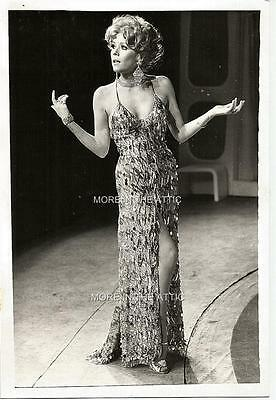 Rare Sexy One Of A Kind Diana Rigg Of Avengers Fame Jumpers Candid #5