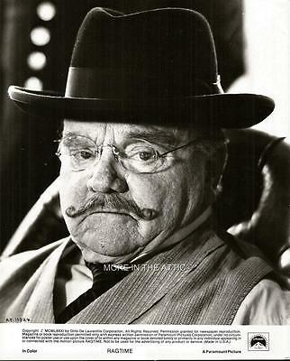 James Jimmy Cagney In His Final Role Original Ragtime Portrait Still
