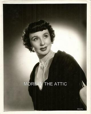 Glamourous Googie Withers Dead Of Night Star Orig Vintage Portrait Still #1