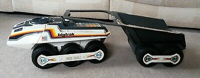 Bigtrak original retro electronic programmable vehicle and FREE trailer