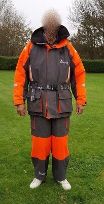 IMAX FLOATATION SUIT (2 PIECE XXL) Sea Fishing, Beach, Pier or Boat, Great Suit