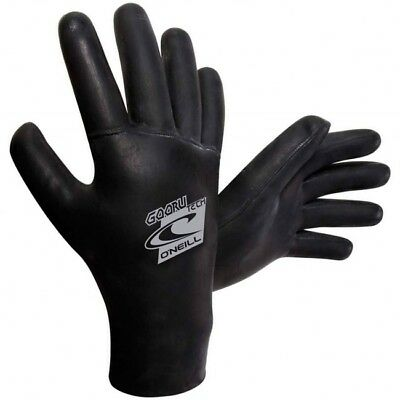 O'neill Gooru 3mm Wetsuit Gloves Techno Butter 100% sealed SALE