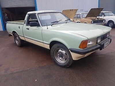 Ford Cortina P100 - 3.0 V6 - RHD Import - Very Solid