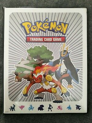 Pokemon card folder / album. Official nintendo ultra pro.