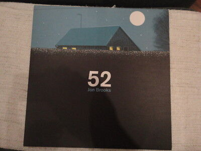 Jon Brooks 52 :Album - 279 of only 500 produced - Very rare and superb condition