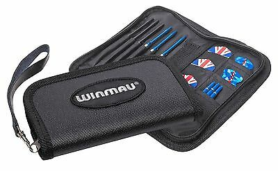 Winmau Super Darts & Accessories Case Wallet Black