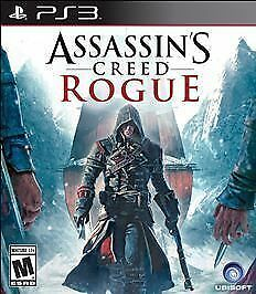 Brand New Assassin's Creed: Rogue for PS3 Sony PlayStation 3, Sealed