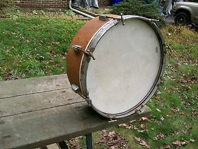 Bass drum for orchestrion project