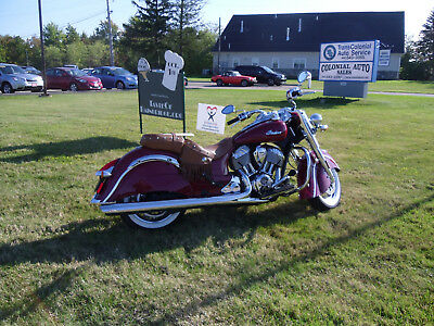 2016 Indian CHIEF  2016 indian chief vintage