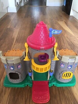 Fisher Price Little People Castle With Extras! 13 Figures & Animals Plus More!