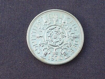 1970 Proof 2/- Two Shillings