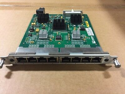 Juniper Networks JXU-8GE-TX-S 8-Port Gigabit Ethernet uPIM Module 710-017525