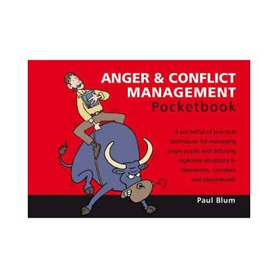 Anger & Conflict Management Pocketbook by Paul Blum
