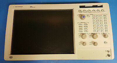 Agilent 1682A Front Panel w/ LCD and Keypad Mitsubishi AA121SK26 LCD