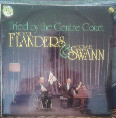 Flanders & Swann - Tried By The Centre Court