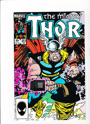 The Mighty Thor #351 - 9.8