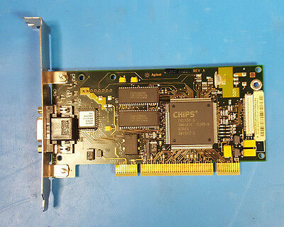Agilent 01680-66501 Front Panel Display Card 1682A