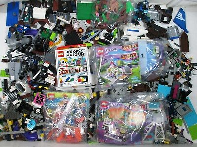 10 lbs Lot of Bulk Lego Building Block Toy Parts & Pieces Loose Legos #5
