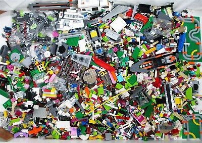 13.5 lbs Lot of Bulk Lego Building Block Toy Parts & Pieces Loose Legos #1