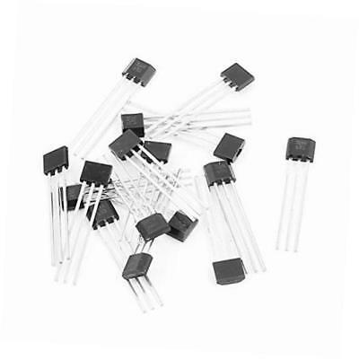 10 pcs 3144 4.5-24v sensitive hall effect sensor magnetic detector