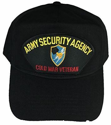 Us Army Security Agency Asa Cold War Veteran Hat Cap Signals Intelligence
