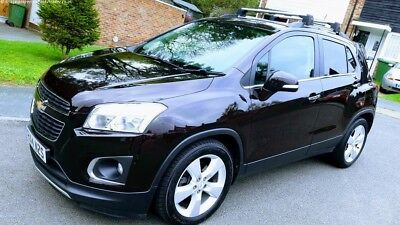 Chevrolet Trax 1.6 LT 5dr (start/stop)