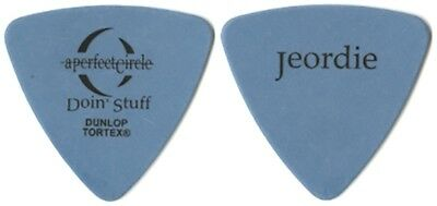 A Perfect Circle Jeordie Osborne TWIGGY authentic 2004 tour issued Guitar Pick