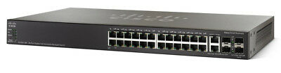 Small Business SG500-28P Gestionado L3 Gigabit Ethernet (10/