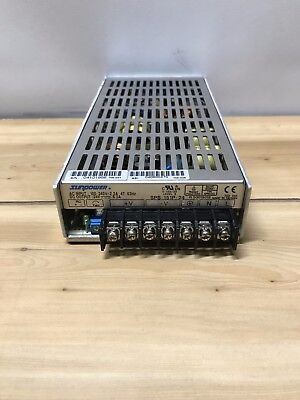 SunPower SPS-151P-24 24VDC Enclosed Switching Power Supply 100-240V