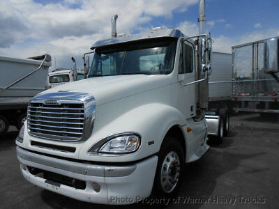 2006 Freightliner Columbia Day Cab Mercedes Benz  450Hp 10 Speed Trans Runs Good