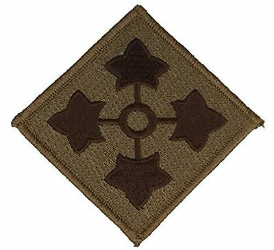 cc64d016ecb Us Army 4Th Id Fourth Infantry Division Desert Patch Veteran Ivy Iv Ft  Carson