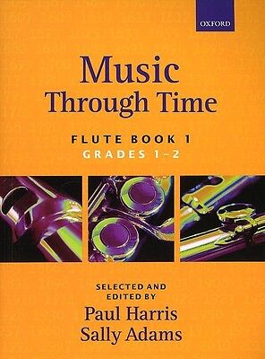 Music Through Time Flute (Book 1, 2, & 3 available)