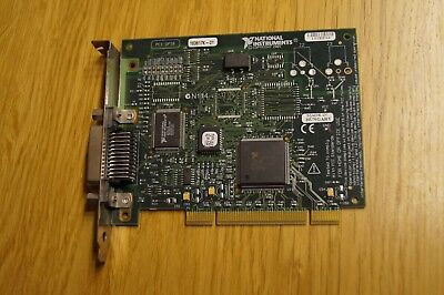 National Instruments PCI-GPIB Karte IEEE 488.2 183617K-01 Card