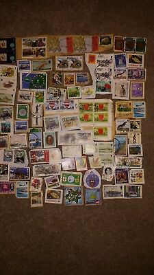 Guernsey Jersey  Alderney Used Stamps Approx 100 Kiloware
