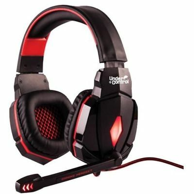 Under Control - Casque filaire UC250 - 20-20KHz NEUF