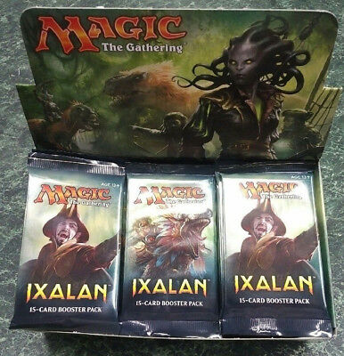 Magic The Gathering - Ixalan Booster Pack from Canada New & Sealed