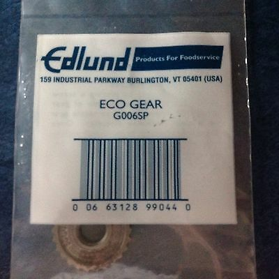 Edlund Can Opener Gear G006SP. Good For All Models, EXCEPT #270