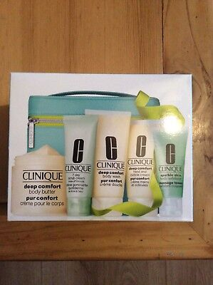 Brand New Unopened Clinique Gift Set Skincare Greats Ideal Gift
