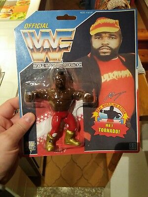 wwf hasbro custum MR.T
